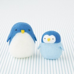 Hamanaka felting set 'Penguins'
