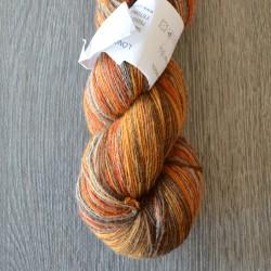Kauni 8/1 Grey-Orange