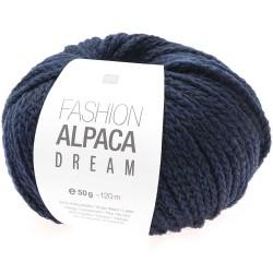 Rico Fashion Alpaca Dream - 021 Navy Blue