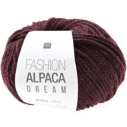 Rico Fashion Alpaca Dream - 020 Burgundy