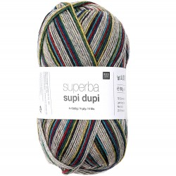 Rico Sock Superba Supi Dupi - 002 Multicolor