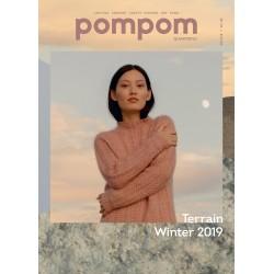 Pompom №31, winter 2019-2020