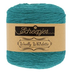Scheepjes Woolly Whirlette - 570 Green Tea