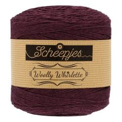 Scheepjes Woolly Whirlette - 572 Plum Pie