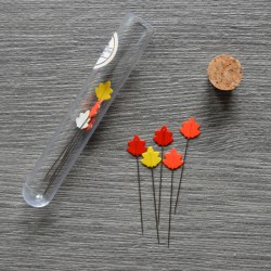 Tulip Cellulose-Head Pins Momiji