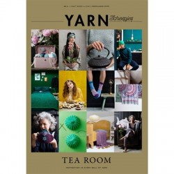 Yarn Bookazine №8 Tea Room