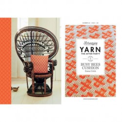 Yarn The After Party №44 Busy Bees Cushion