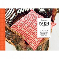 Yarn The After Party №46 Electric Dreams Cushion