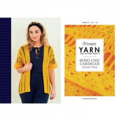 Yarn The After Party №67 Boho Chic Cradigan