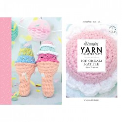 Yarn The After Party №56 Ice Cream Rattle