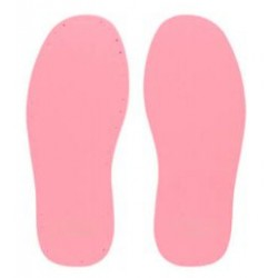 Opry soles, 24.5 cm, pink