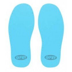 Opry soles, 24.5 cm, blue