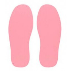 Opry soles, 25.5 cm, pink
