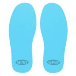 Opry soles, 25.5 cm, blue