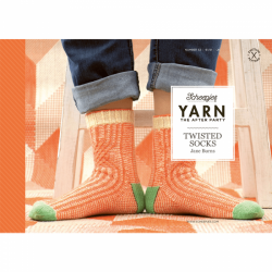 Yarn The After Party №53 Twisted Socks