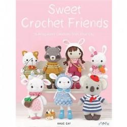 Sweet crochet friends - Hoang Thi Ngoc Anh