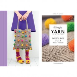 Yarn The After Party №97 Polka Pop Tote