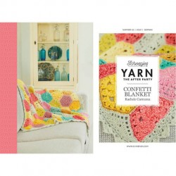 Yarn The After Party №42 Confetti Blanket