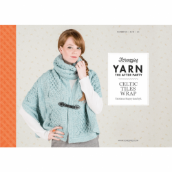 Yarn The After Party №25 Celtic Tiles Wrap