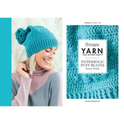 Yarn The After Party №78 Hyperbolic Puff Beanie