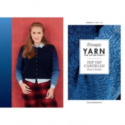Yarn The After Party №93 Hip Dip Cardigan