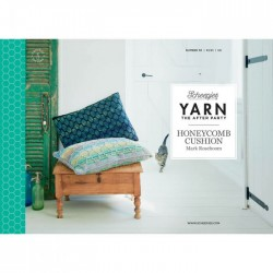 Yarn The After Party №50 Honeycomb Cushion
