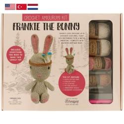 Набор для вязания амигуруми Tuva - 003 Frankie the Bunny