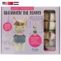 Tuva Amigurumi Crochet Kit - 006 Rhiannon the Bunny