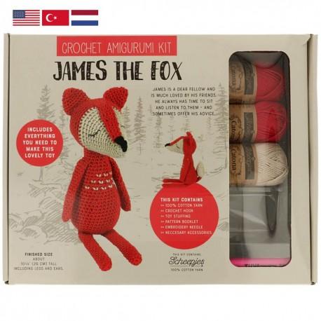 DIY Animal Doll Toy Amigurumi Crochet Kit Knitting Crafts Sewing ... | 458x458