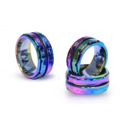 KnitPro Rainbow Ring Row Counter 19 mm