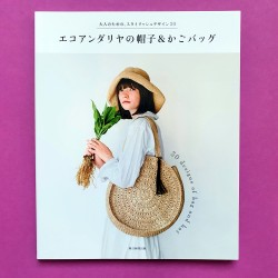 "Book ""Eco Andaria Bags and hats"""