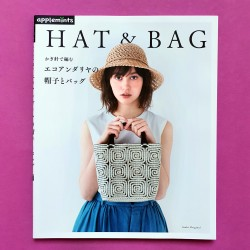 "Book ""Crochet bags and hats"""