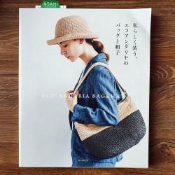 Hamanaka Eco Andaria Bag&Hat Book
