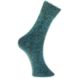 Rico Sock Premium Mouline - 007 Turquoise-Olive