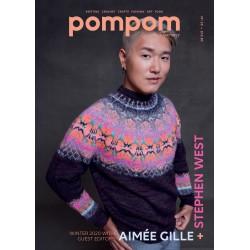 Pompom №35, winter 2020-21