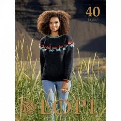 Lopi Pattern Book №40