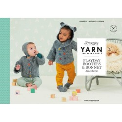 Yarn The After Party №110 Playday Bpooties & Bonnet