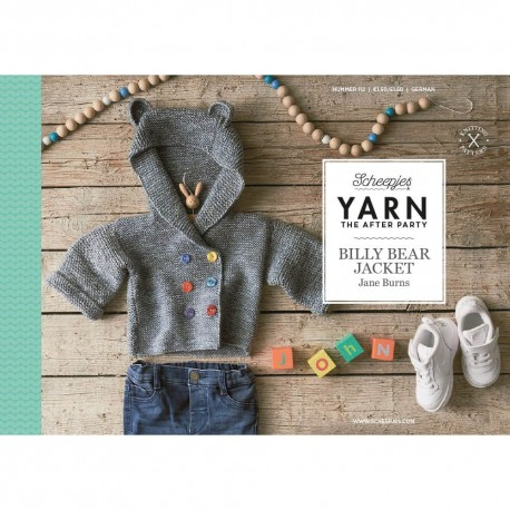 Yarn The After Party №112 Billy Bear Jacket
