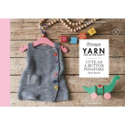 Yarn The After Party №113 Cute as a Button Pinafore
