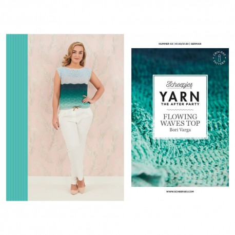Yarn The After Party №63 Flowing Waves Top