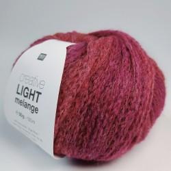 Rico Creative Light Melange - 001 Red-Orange