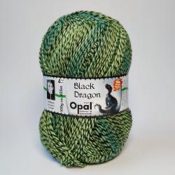 Opal Black Dragon 4-ply - 9965