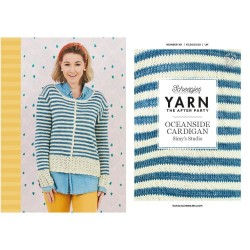 YARN The After Party 101 Oceanside Cardigan