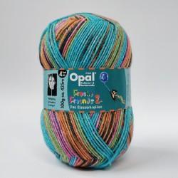 Opal Freche Freunde 2 4-ply - 9950