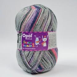 Opal Freche Freunde 2 4-ply - 9953