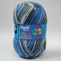 Opal Freche Freunde 2 4-ply - 9954