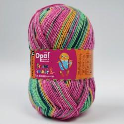 Opal Freche Freunde 2 4-ply - 9955