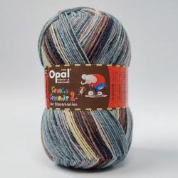 Opal Freche Freunde 2 4-ply - 9956