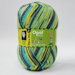 Opal Freche Freunde 2 4-ply - 9957
