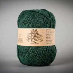 Semi-wool 304 dark green